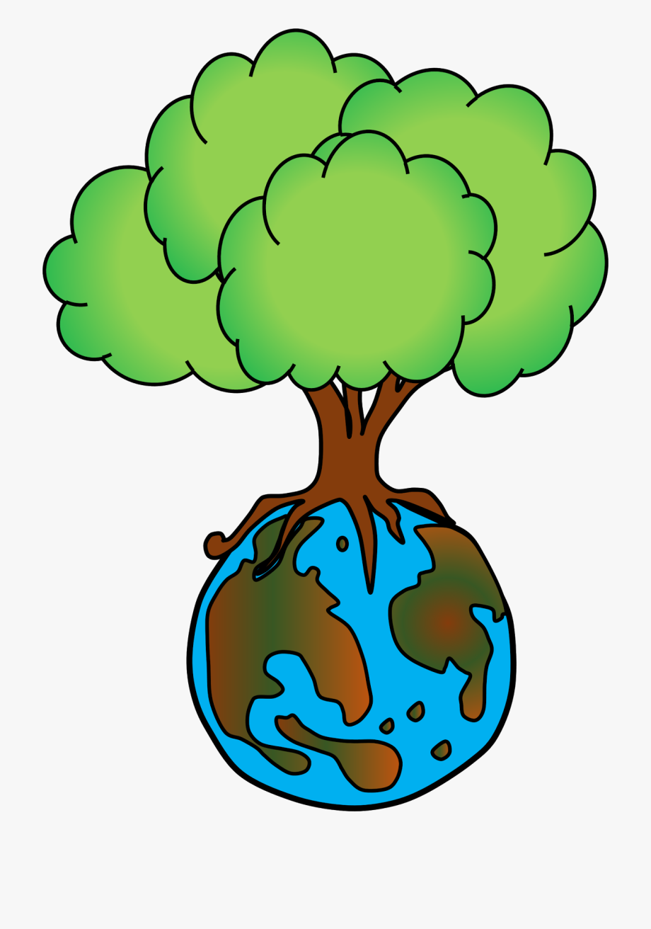 Save The Planet Clipart Poster.