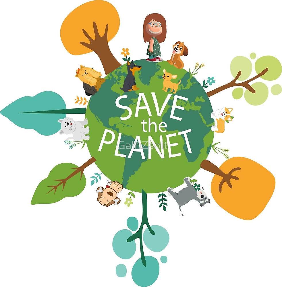 Save the Planet\