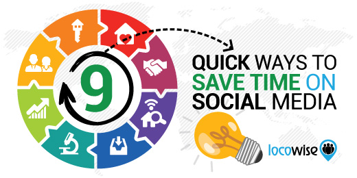 9 Quick Ways To Save Time On Social Media.