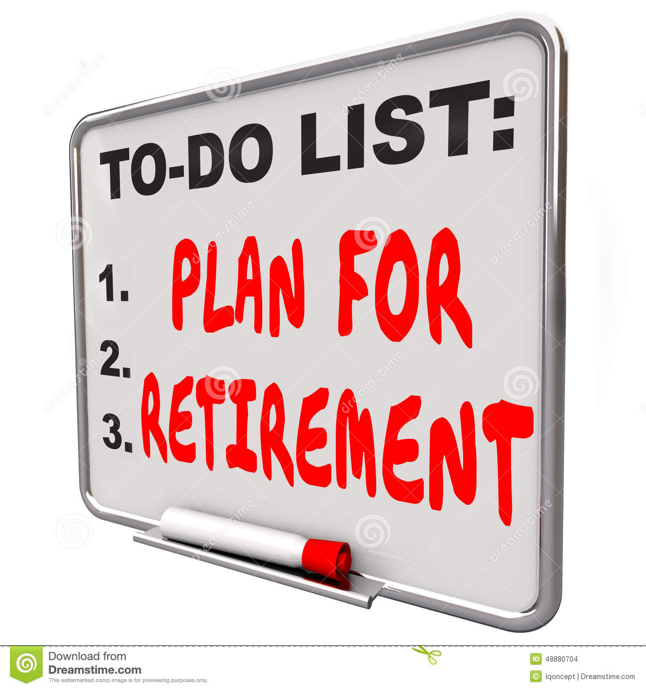 Plan Your Retirement To Do List Income Saving Golden Years Messa.