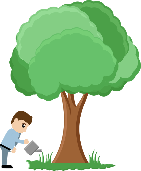 Save A Tree Clipart.