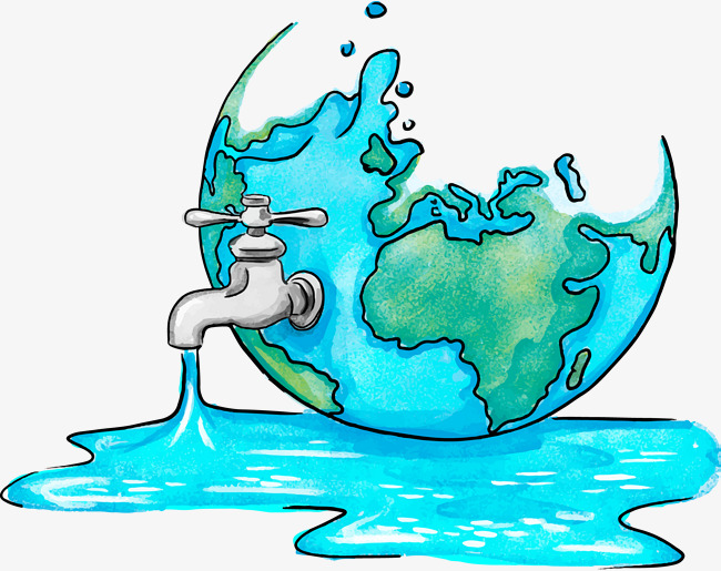 Save Water Clipart Png.