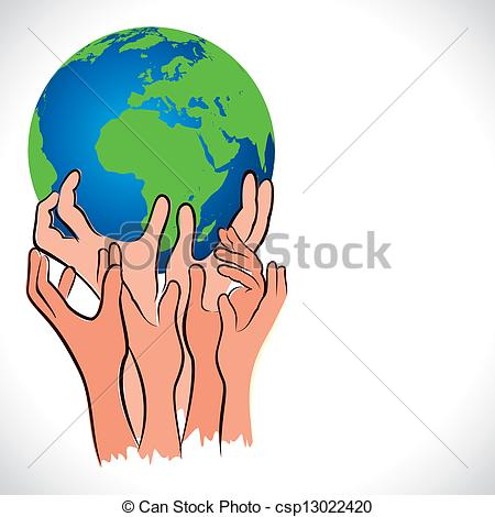 Save the earth clipart.