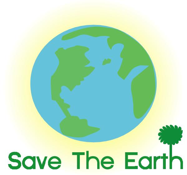 Logo Save Earth Clip Art at Clker.com.