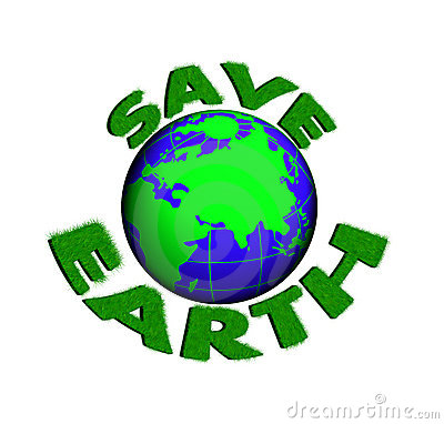 Earth Save The Planet Clip Art Royalty Free Stock Images.