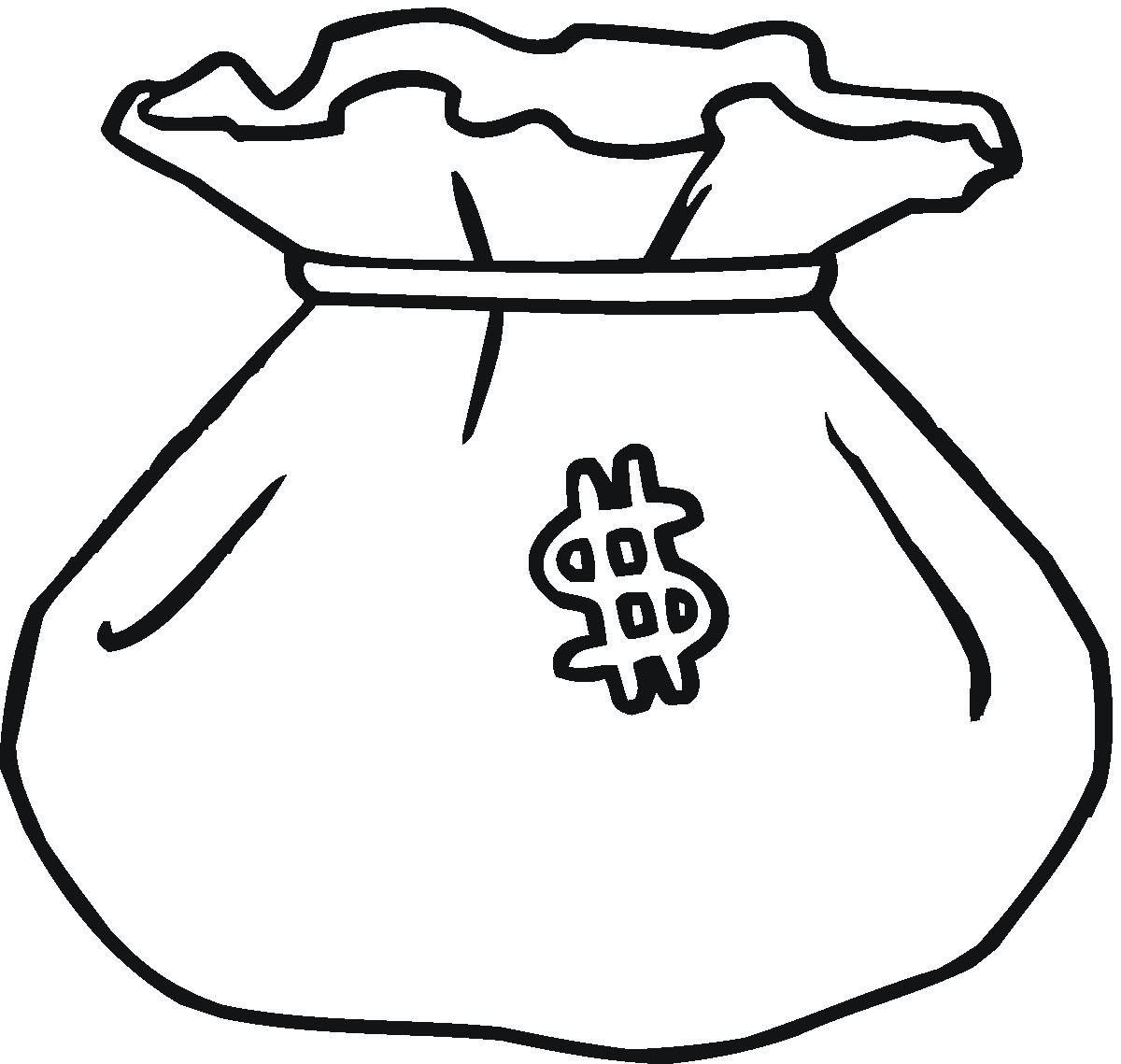 Best Money Clipart Black And White #13914.