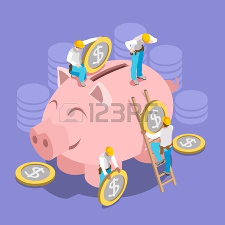 182,518 Saving Stock Vector Illustration And Royalty Free Saving.