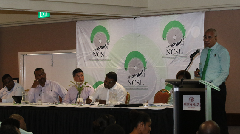 Revised NCSL membership clause ratified.