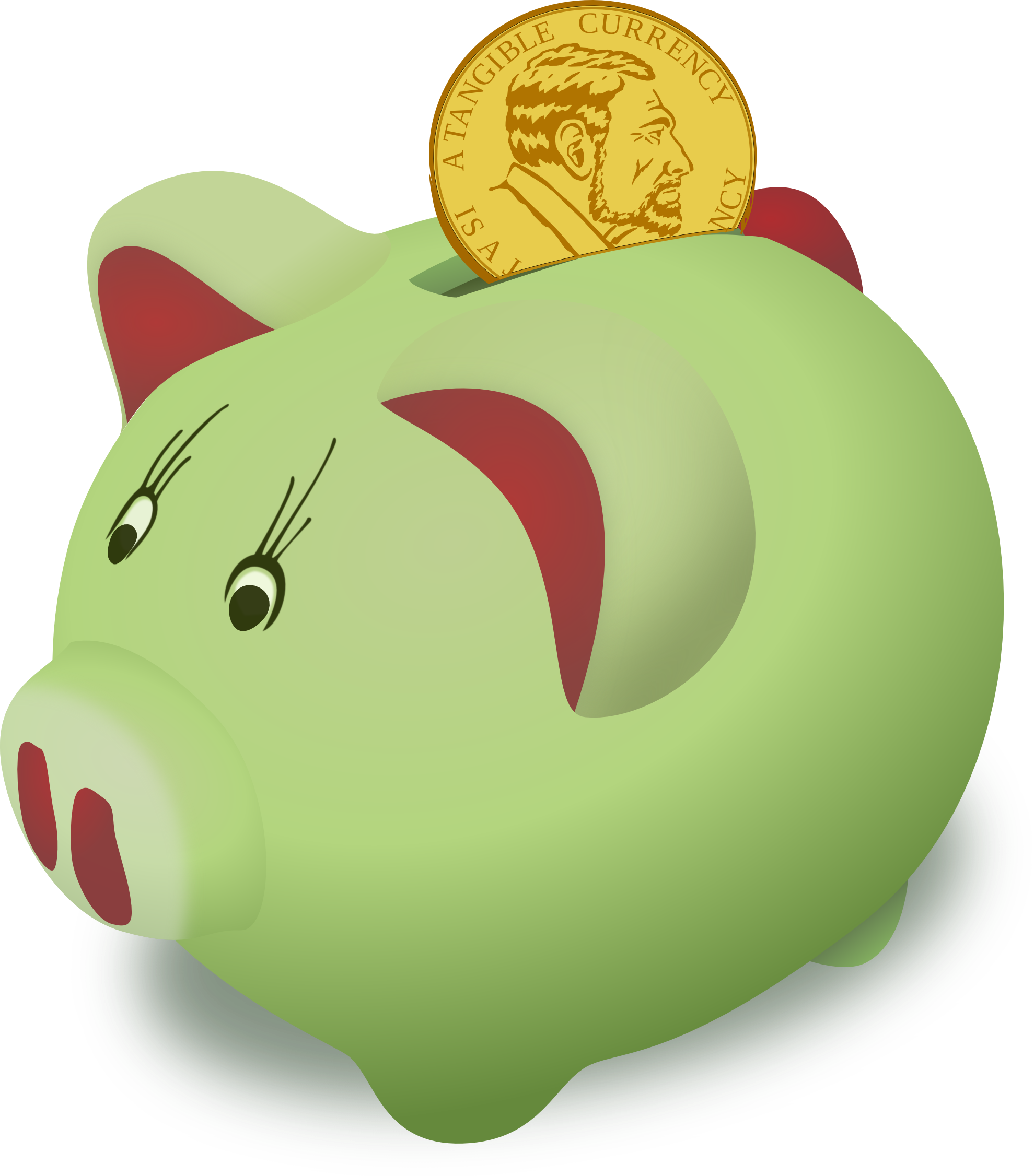 Savings Clip Art Free.