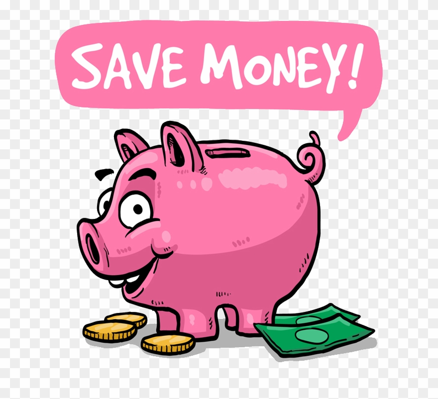 Money Saving Clip Art.