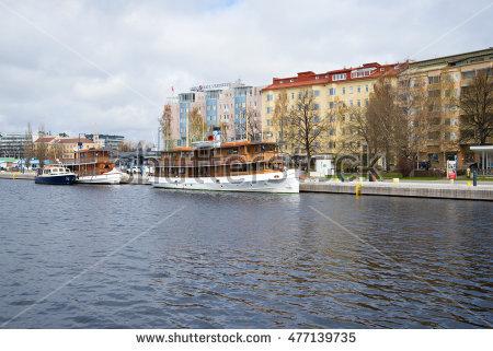 Savonlinna Stock Photos, Royalty.