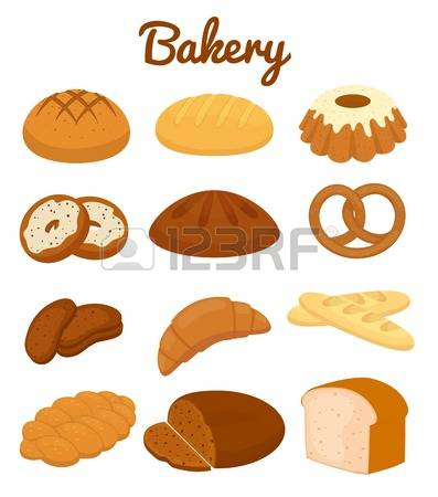 2,757 Savory Pastry Stock Vector Illustration And Royalty Free.