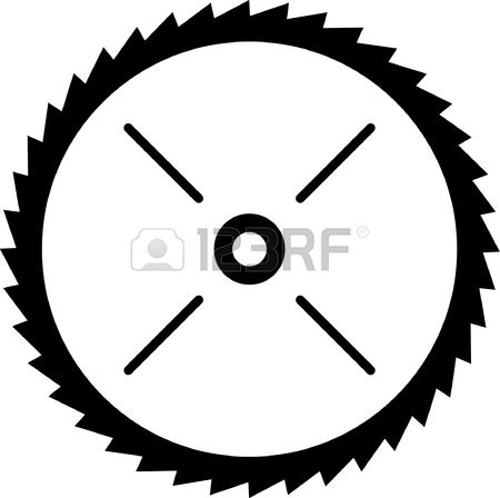 3,952 Saw Blade Cliparts, Stock Vector And Royalty Free Saw Blade.