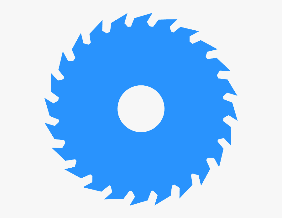 Circular Saw Blade Black , Free Transparent Clipart.