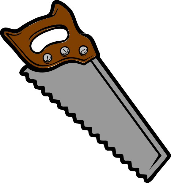 Free to Use & Public Domain Saw Clip Art.
