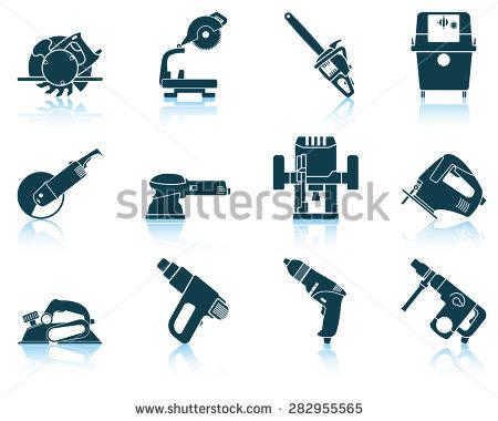 Power Saw Stock Vectors, Images & Vector Art.