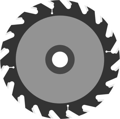 Circular saw blade clipart 2 » Clipart Portal.
