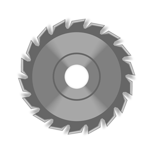 Saw blade clipart, cliparts of Saw blade free download (wmf.