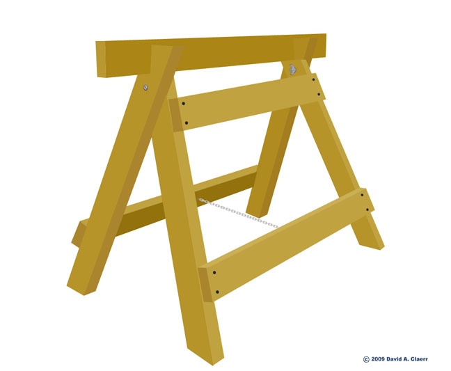 Sawhorse Table Legs Related Keywords & Suggestions.