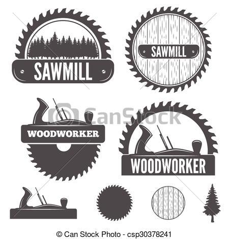 Sawmill Clip Art.