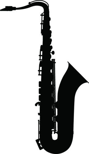 Clipart Clarinet Silhouette 20 Free Cliparts Download