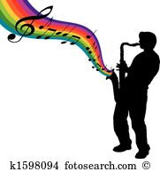 Sax Clip Art and Illustration. 1,413 sax clipart vector EPS images.