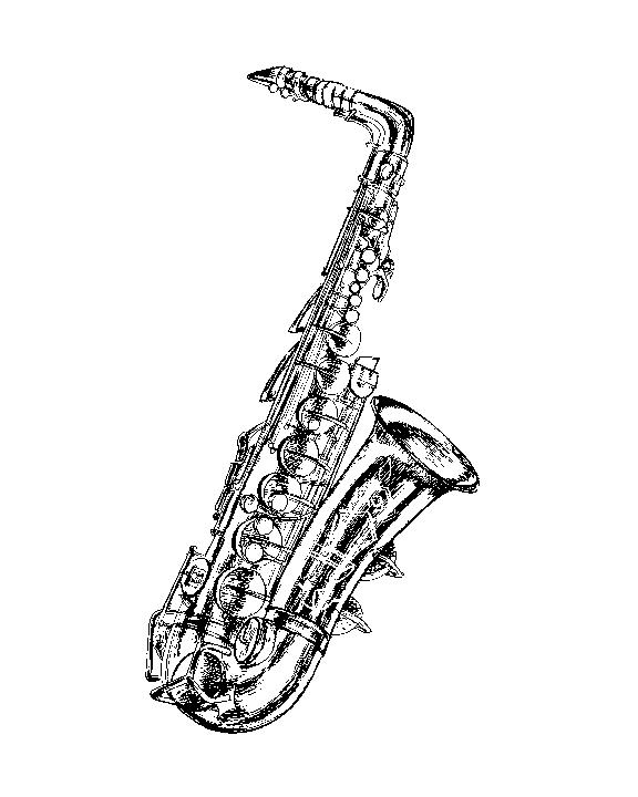 Free Sax Clip.