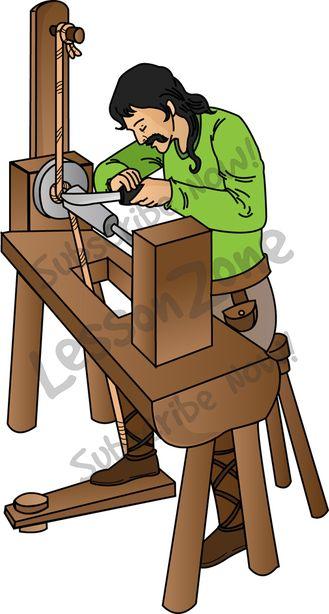 Jesus the carpenter clipart.