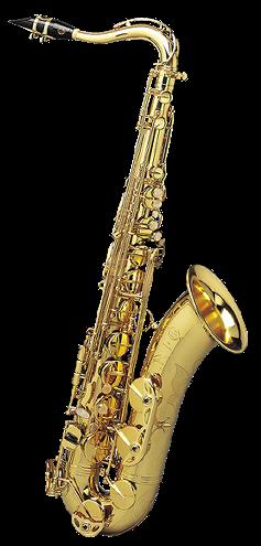 Saxophone Transparent Clipart.