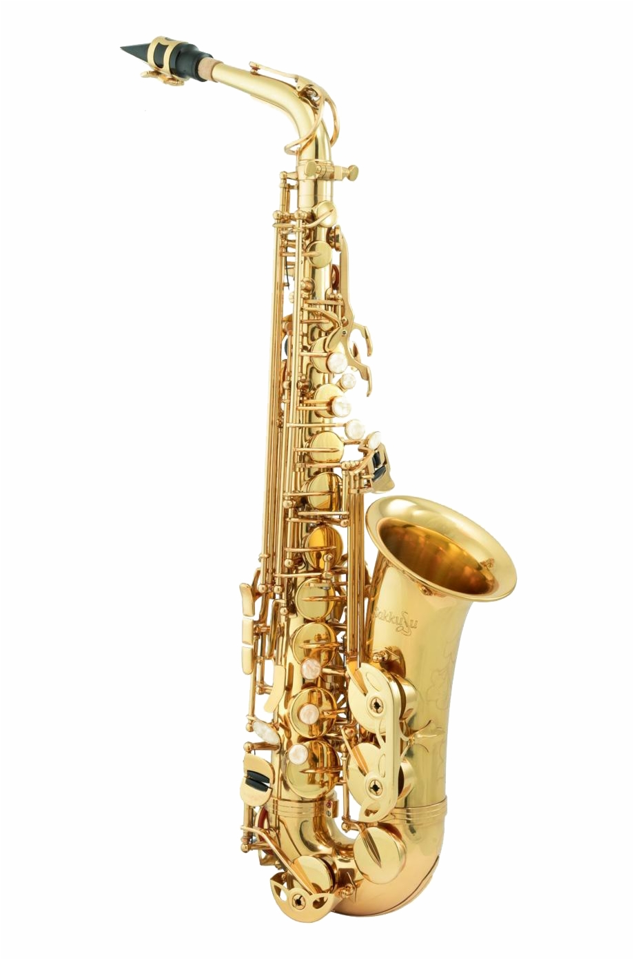 Saxophone Png Image Background.