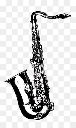 Saxophone Vector at GetDrawings.com.