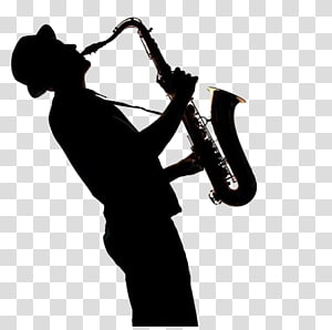 Saxophone Vector transparent background PNG cliparts free.