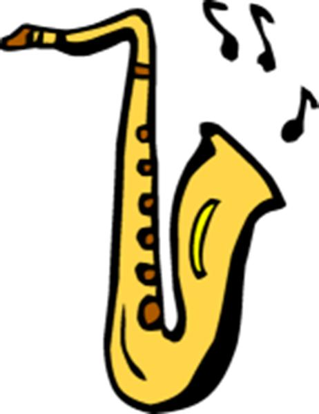 Similiar Cartoon Saxophone Art Keywords.