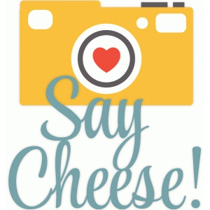 Say cheese clipart 2 » Clipart Station.