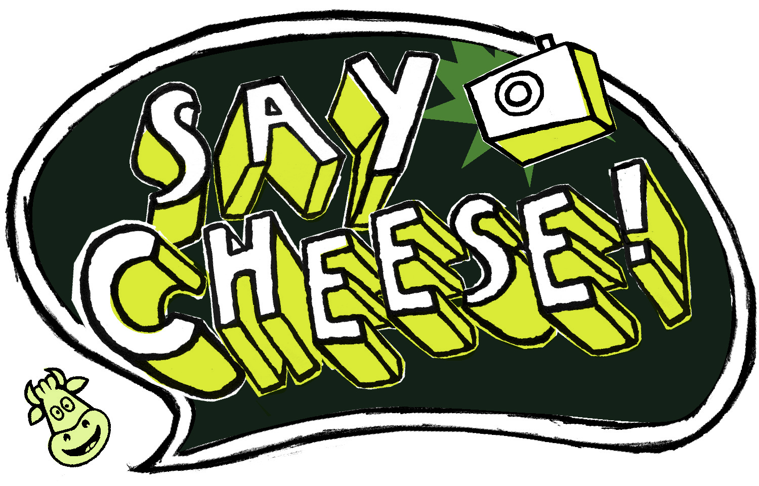 Say cheese clipart 3 » Clipart Portal.