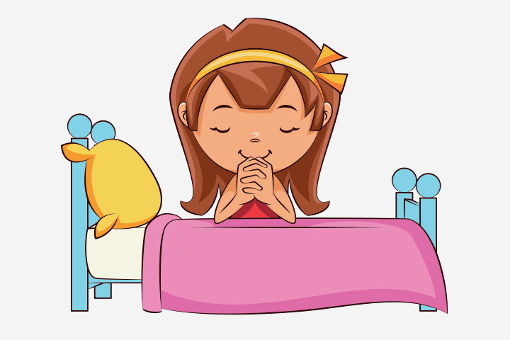 15 Simple And Easy Bedtime Prayers For Children.