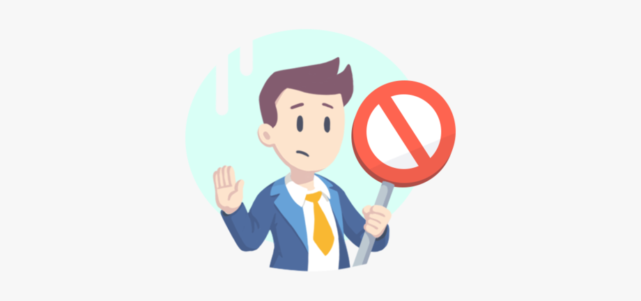 Saying No To Customers.