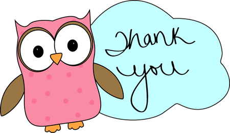 Saying thank you clipart clipart images gallery for free.
