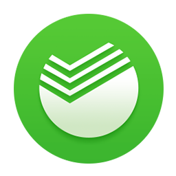 Sberbank icon.