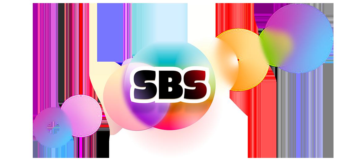SBS shopping and entertainment center logo.