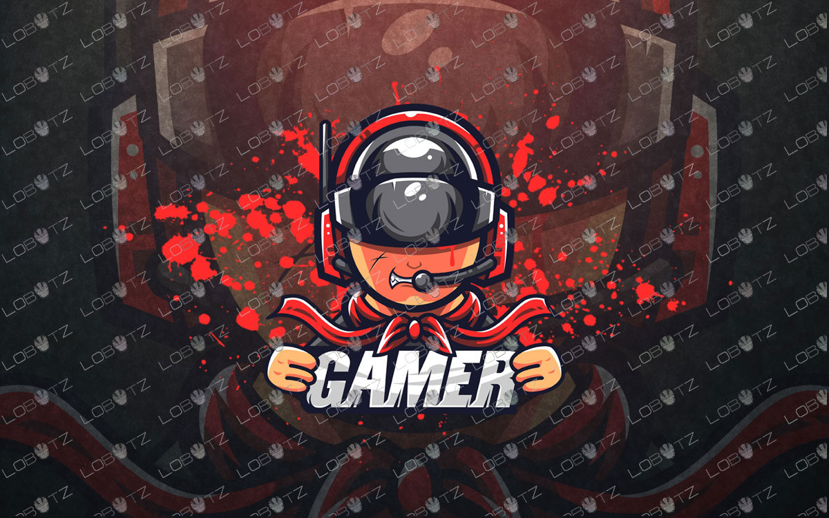 gamer team logo.