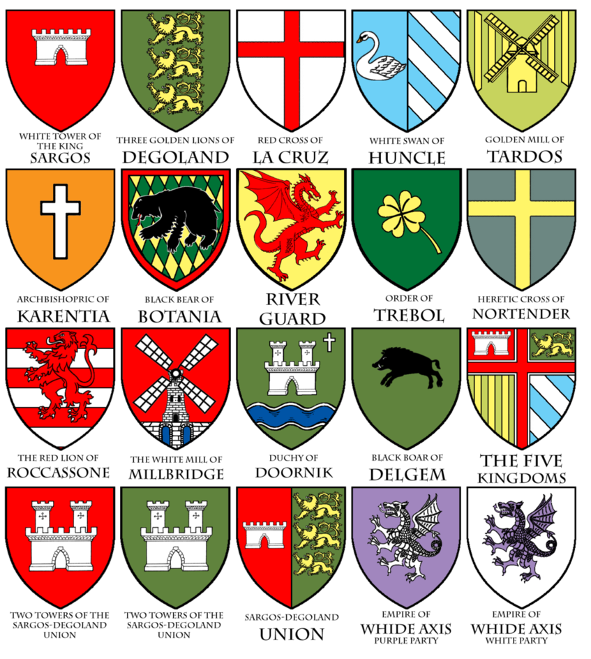 Tower clipart heraldic, Tower heraldic Transparent FREE for.