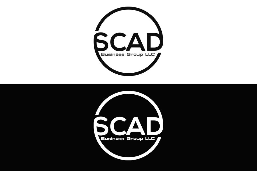 Entry #31 by Rimugupta for SCAD Business Group LLC Logo.