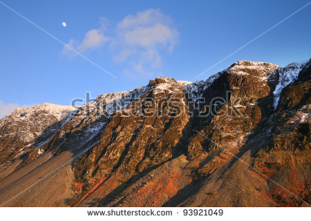 Scafell Pike Stock Photos, Royalty.