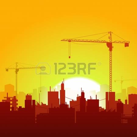 1,282 Construction Scaffolding Cliparts, Stock Vector And Royalty.