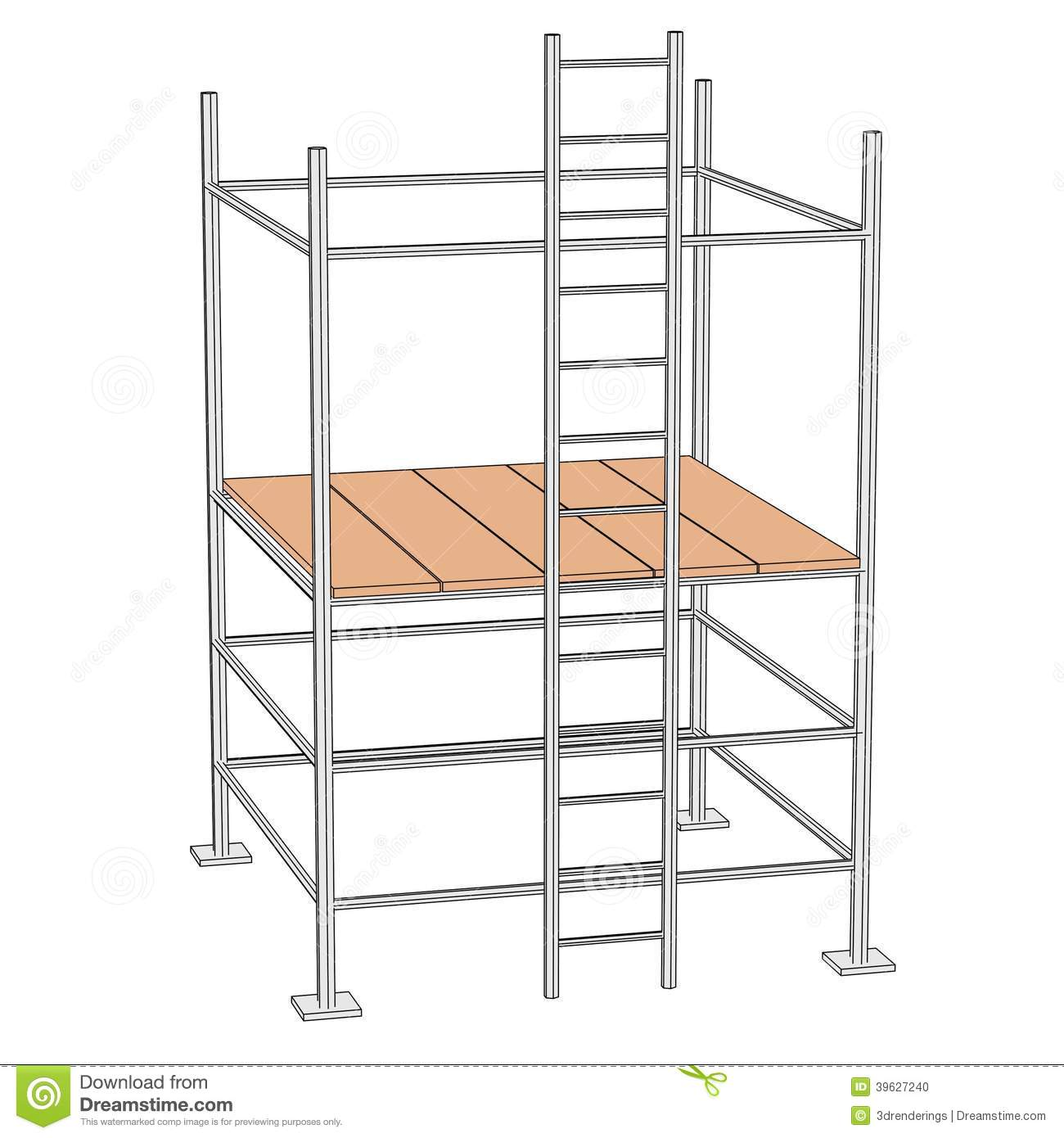 Scaffolding Clipart Clipground