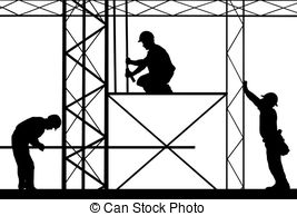 Scaffolds Vector Clip Art EPS Images. 454 Scaffolds clipart vector.