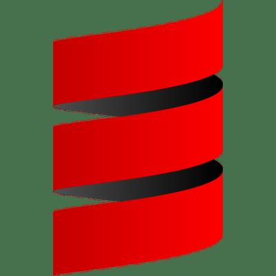 Scala Logo transparent PNG.