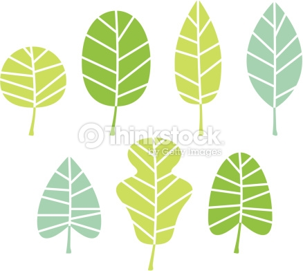 organic shapes in nature clip art.