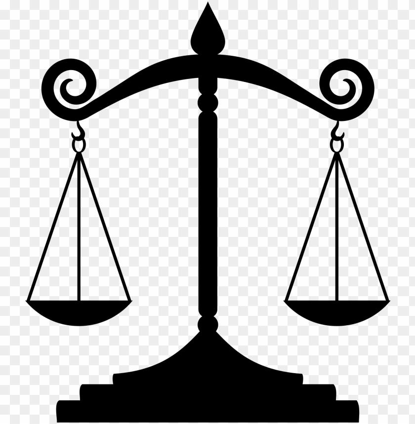 legal clipart weight balance.
